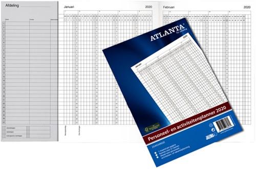 Jaarplanner 2020 Atlanta A4 25492492020