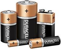 Batterij Duracell Plus Power 2xC MN1400-3