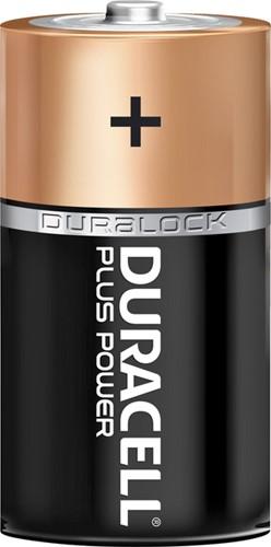 Batterij Duracell Plus Power 2xC MN1400-2