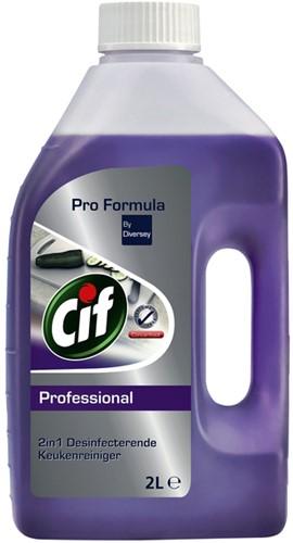 Keukenreiniger Cif Professional 2 liter