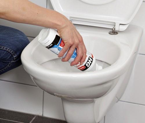Sanitairreiniger HG Gel 650ml-2