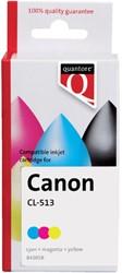 Inkcartridge Quantore Canon CL-513 kleur