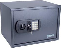 Kluis Pavo 430x360x310mm elektronisch donkergrijs