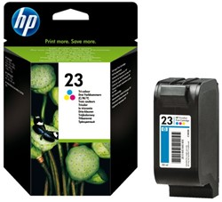 Inkcartridge HP C1823D 23 kleur