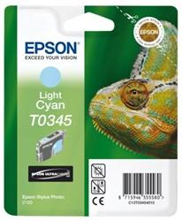 Inkcartridge Epson T0345 lichtblauw