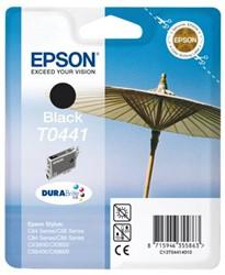Inkcartridge Epson T044140 zwart