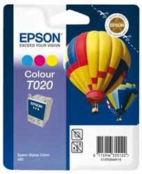 Inkcartridge Epson T020401 kleur