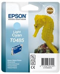 Inkcartridge Epson T0485 lichtblauw
