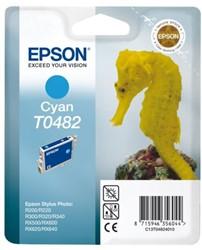 Inkcartridge Epson T0482 blauw