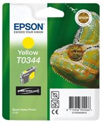 Inkcartridge Epson T0344 geel