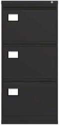 Ladenkast Triumph 3 laden zwart