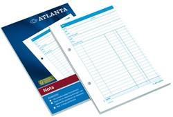 Notablok Atlanta A5405-030 A5 100vel