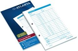 Kasspecificatie Atlanta A5406-035 A6 100vel