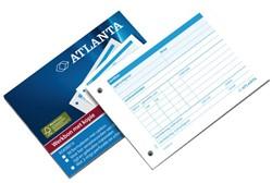 Werkbon Atlanta A5436-014 A6 50x2vel