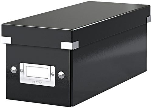 Cd box Leitz WOW Click & Store 143x136x352 zwart