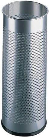 Paraplustandaard 3350-23 perforatie 62x26cm zilver
