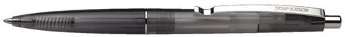 Balpen Schneider K20 Icy Colors zwart medium