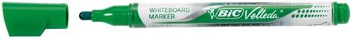 Viltstift Bic Liquid whiteboard rond groen medium