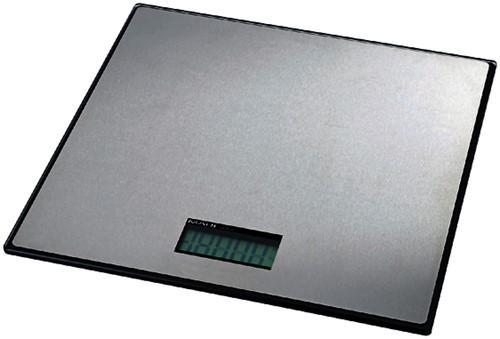 Pakketweger MAUL Global 50kg metalen plateau zwart