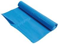 Afvalzak HDK 80x110cm 16micron 160liter blauw 25stuks-2