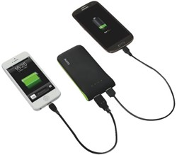 Smartphone- en tablet powerpacks