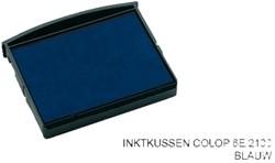 Stempelkussen Colop 6E/2100 blauw