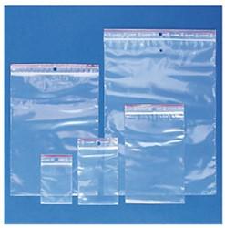 Verpakkingszak grip hersluitbaar 50my 230x320mm 100 stuks
