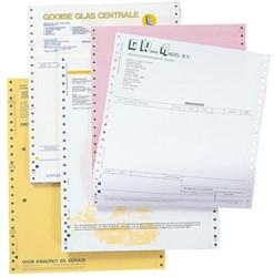 """Computerpapier 240x12"""" blanco LP 60gr 1000vel"""