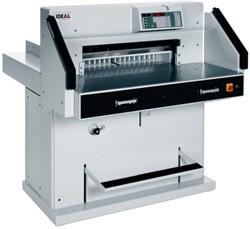 Stapelsnijmachine Ideal 7260 + luchttafel