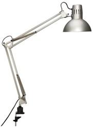 Spaarlamp Maul Study met spaarlamp en klem zilver