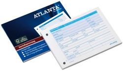 Verlofaanvraag Atlanta A5426-012 A6 105x148mm 50vel