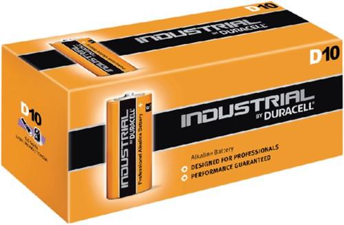Batterij Industrial D alkaline doos à 10 stuks-1
