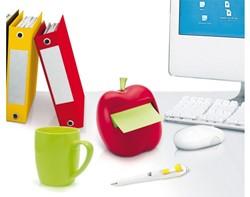 Memoblokdispenser 3M Post-it Z-Notes 76x76mm appel groen
