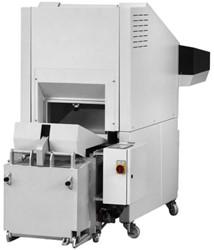 Papiervernietiger HSM SP 5080 perscomb. snippers 6x40-53mm