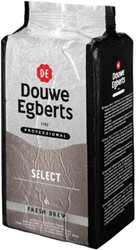 Koffie Douwe Egberts automatenkoffie fresh brew select 1000g