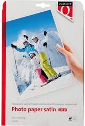 Fotopapier Quantore A4 230gr mat satijn 20vel