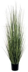 Kunst Pluimgras Dogtail 120cm groen