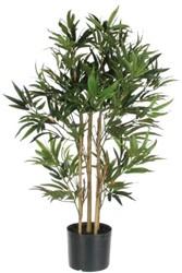Kunst Bambou 150cm groen