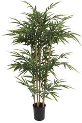 Kunst Bambou 180cm groen