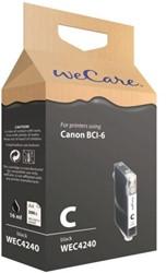 Inkcartridge Wecare Canon BCI-6 zwart