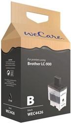 Inkcartridge Wecare Brother LC-900 zwart