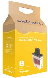 Inkcartridge Wecare Brother LC-900 geel