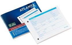 Verlofaanvraag Atlanta A5426-013 A6 zelfkopierend 50vel