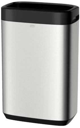 Afvalbak Tork 50liter 460011  RVS