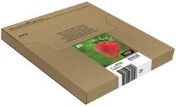 Inkcartridge Epson 29 T2986 zwart + 3 kleuren Easy Mail