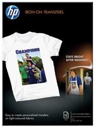 T-shirt transfer HP C6050A A4 170Gr 12vel