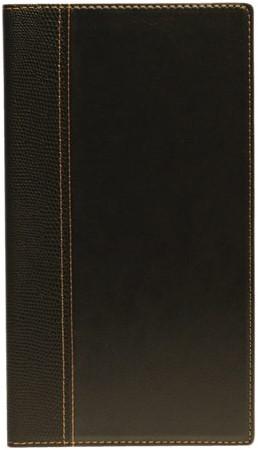 Betaalmap Securit Trendy 23 x 13 cm zwart-2