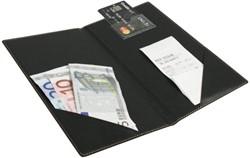Betaalmap Securit Trendy 23 x 13 cm zwart