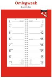 Weekomlegkalender 2019 Quantore