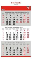3-Maandskalender 2018 Quantore